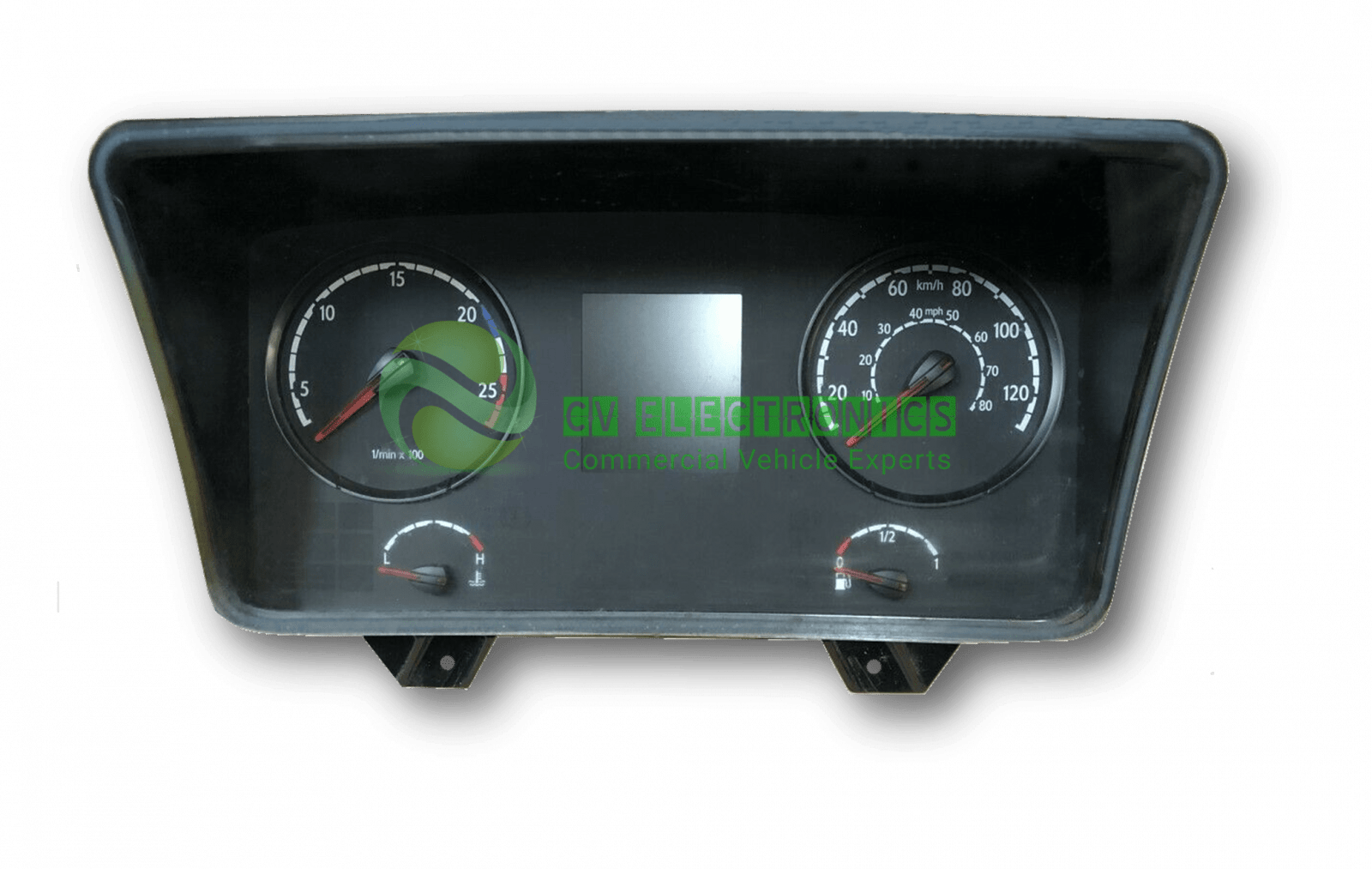 SCANIA ICL2 INSTRUMENT CLUSTER REPAIR