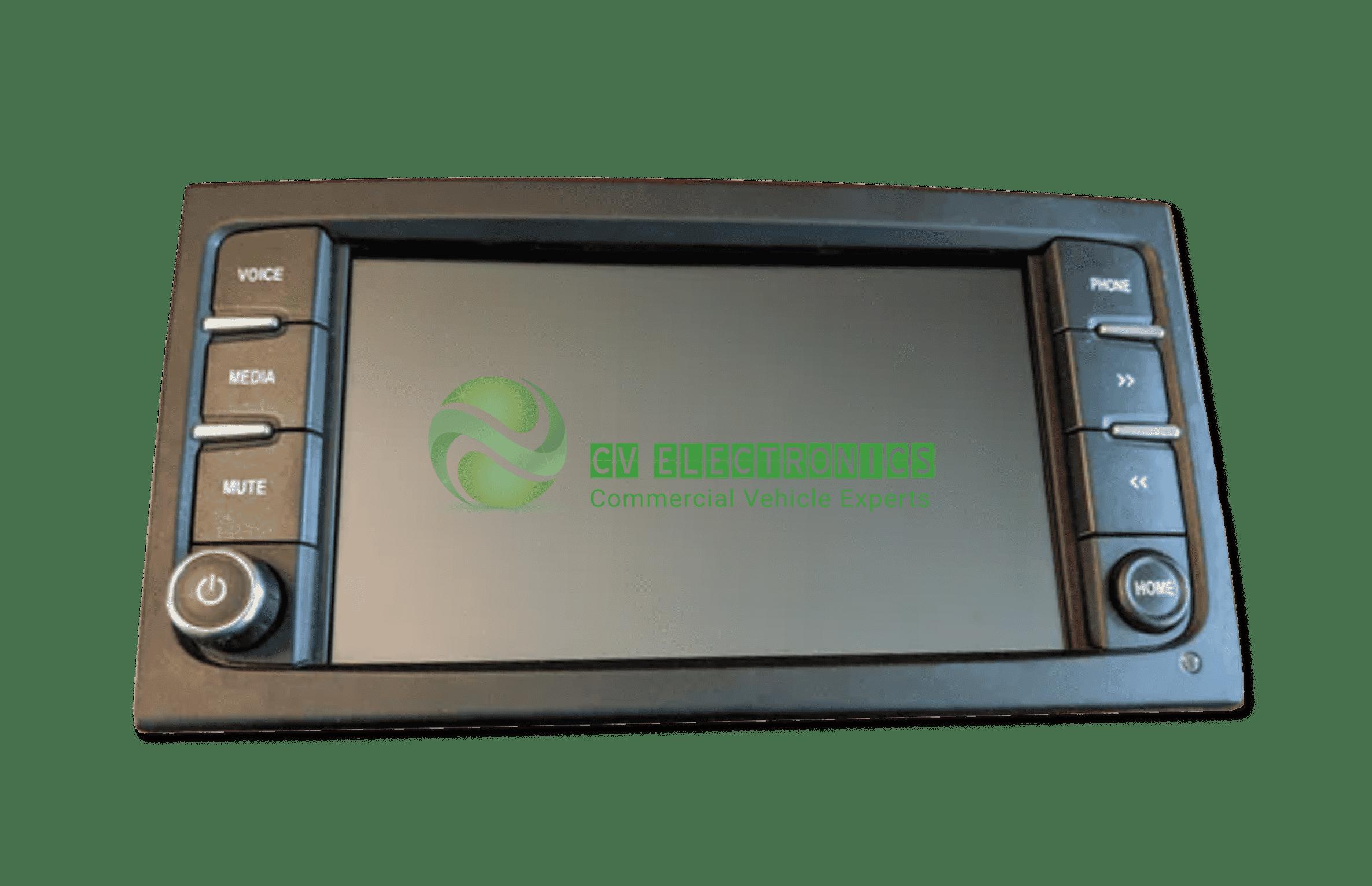 IVECO Euro 6 Hi-Way Navigation System repair