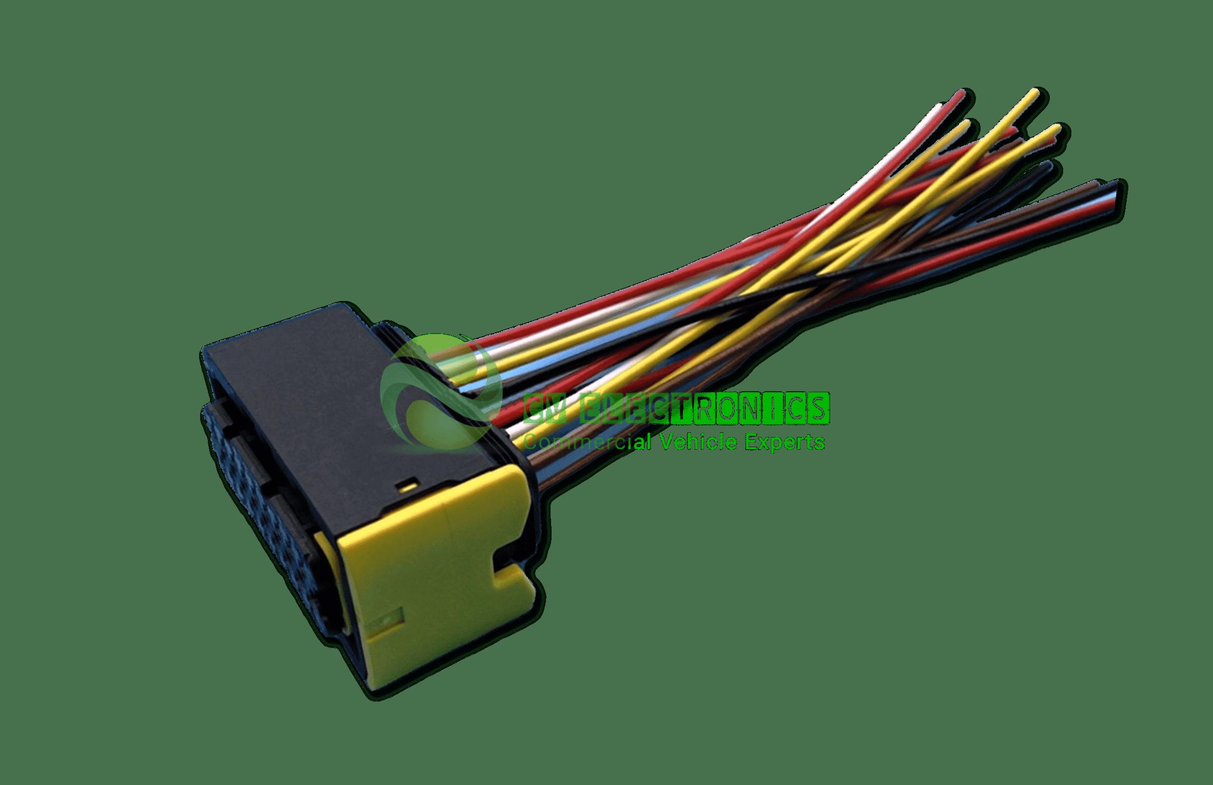 man e6 adblue pump repair loom nb sh wm